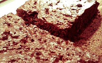 sukkerfri chokoladekage med rødbede